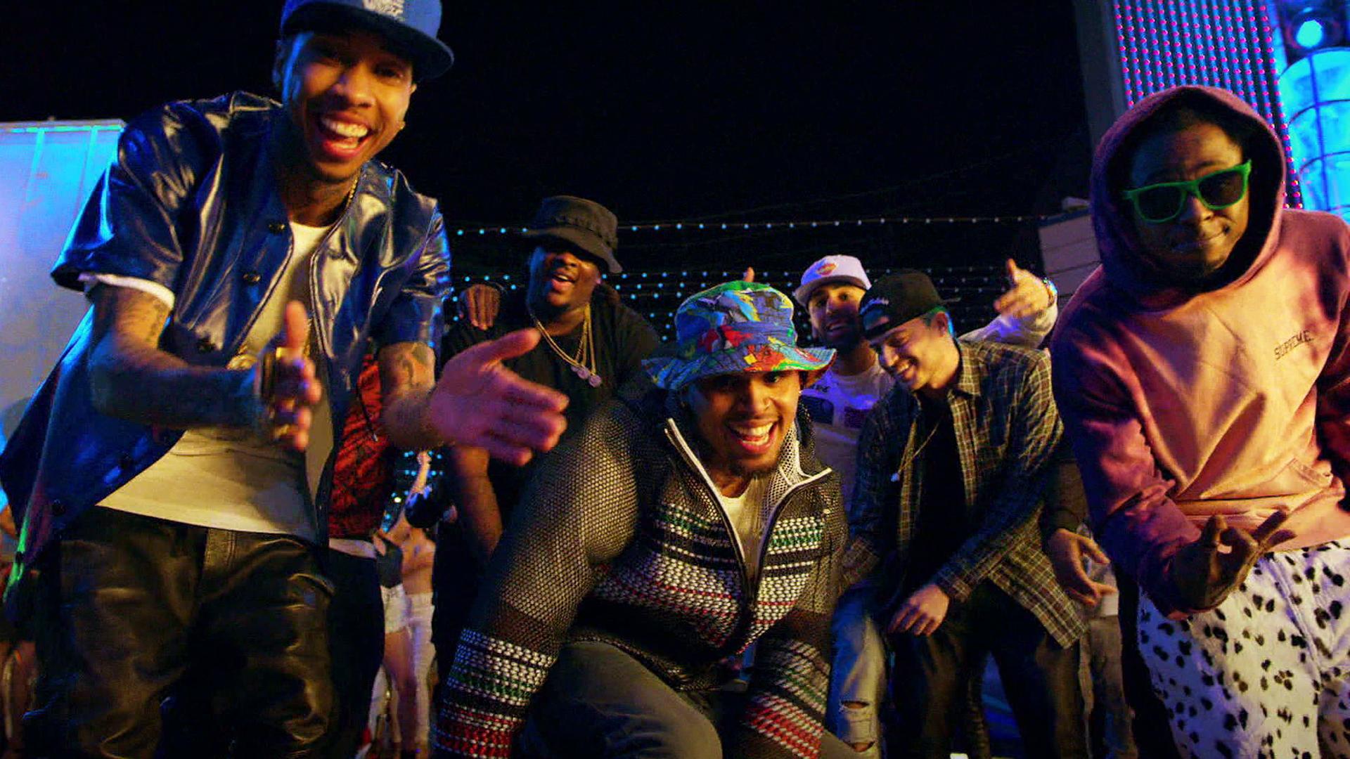 Watch Chris Brown - Lo... Justin Timberlake Song