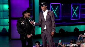 2014 MMVA - The Weeknd