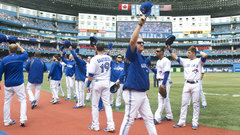 MLB: Orioles 1, Blue Jays 0