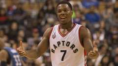 Red-hot Lowry already in mid-season form