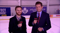 Leafs 3-in-3: Goalie controversy?