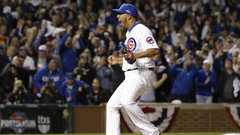 Ford Must See: Wrigley Field goes wild after Cubs advance to NLCS