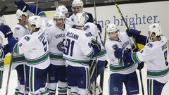 NHL: Canucks 2, Ducks 1 (SO)