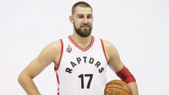 Valanciunas wants to be a key piece for the Raps