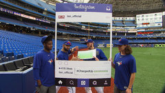 Cabbie Presents: Blue Jays on Instagram