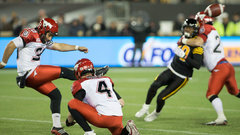 Stamps come out on top after wild final minute