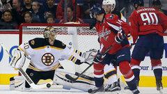 NHL: Bruins 1, Caps 2 (SO)