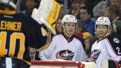 NHL: Blue Jackets 6, Sabres 4