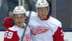 NHL: Red Wings 2, Maple Leafs 1