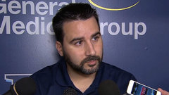 Anthopoulos on Blue Jays playoff roster