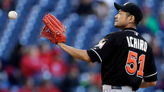 Ford Must See: Ichiro makes MLB pitching debut