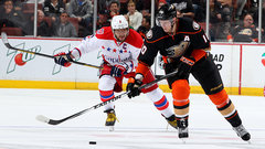 NHL Season Preview: Capitals vs. Ducks for the Cup?