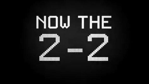 TSN Original: Now the 2-2