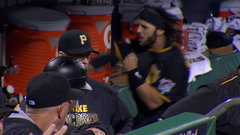 Ford Must See: Rodriguez absolutely loses it on Gatorade cooler