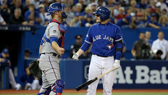 Intensity riding high in Blue Jays/Rangers series