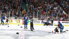 Pratt's Rant: Hockey game or street fight?
