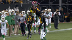 CFL Must See: Stewart's spectacular leaping interception