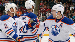 Oilers' struggles earn them a failing grade