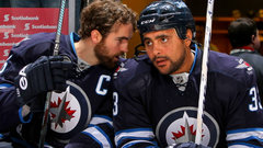 Jets' get a C, Poulin believes they can be better