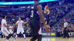 Ford Must See: Griffin drains unreal alley-oop three-pointer