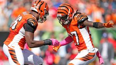 Start Bengals' defence and special teams in Week 12
