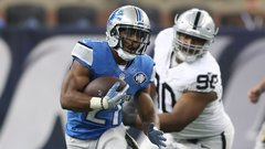 Lions RBs good Hail Mary plays in Week 12 fantasy