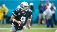 Start Tony Romo in Week 12 fantasy