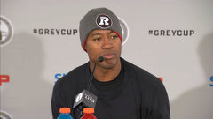 Redblacks know the job isn't done yet