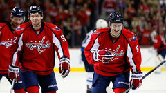 Capitals overload Jets with five goals