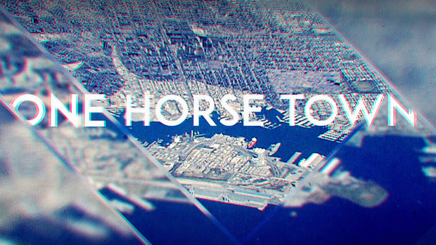 One Horse Town - Trailer