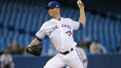 Happ inks three-year deal with Blue Jays