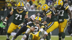 Timing issues plaguing Packers