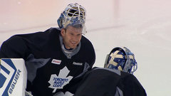 Upbeat Reimer trying to get ready to face Capitals