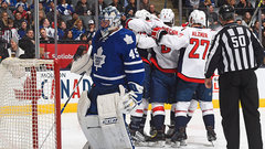 NHL: Capitals 4, Maple Leafs 2