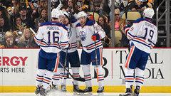 NHL: Oilers 3, Penguins 2 (SO)