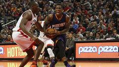 NBA: Suns 107, Raptors 102