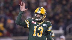 Reilly's comeback capped by Grey Cup triumph