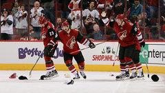NHL: Senators 3, Coyotes 4