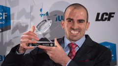 From longshot to the CFL's Most Outstanding Canadian