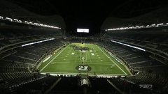Timelapse of the 103rd Grey Cup