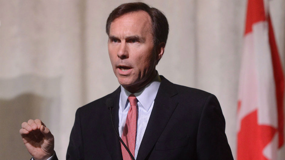 Bay Street veteran Bill Morneau named finance minister