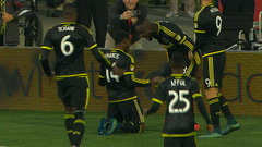 Crew's big guns have impact against Montreal