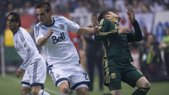 Timbers spoil the Whitecaps' party