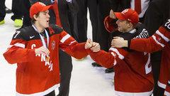 McDavid gives advice to Team Canada hopefuls