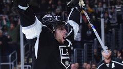 NHL: Canucks 1, Kings 2 (OT)