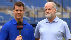 How do the Blue Jays replace Saunders?