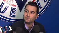 Anthopoulos on Saunders' expected recovery timeline