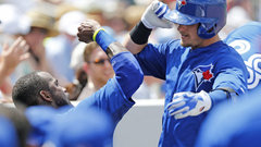 MLB: Phillies 6, Blue Jays 10