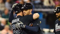 MLB: Braves 7, Blue Jays 8