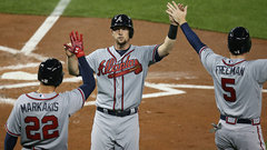 MLB: Braves 5, Blue Jays 2